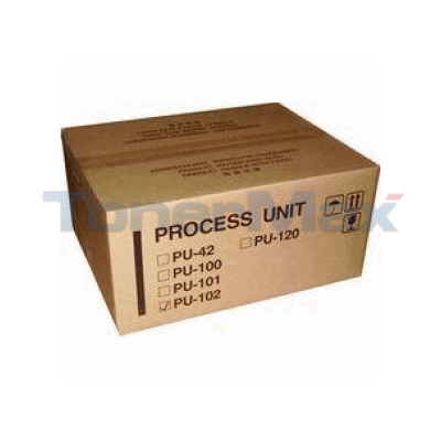 KYOCERA MITA KM-1500 SERIES PROCESS UNIT 120V